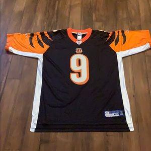 Reebok Cincinnati bengals jersey